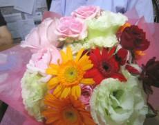 花束への想い