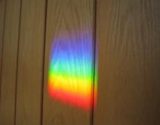 光のスペクトル♪