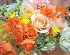 元気のもと、オレンジ&イエロー