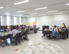 パーソナルカラーセルフチェック!~フレッシュミズ研修会~