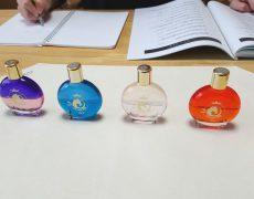 カラーセラピスト講座で楽しくも大変(?)な実践練習