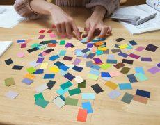 色彩検定に向けて!遊びながら色を覚える♪