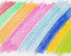 カラーを使って自分の感情や心を客観的に見つめる